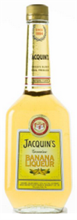 Jacquin's Liqueur Banana 750ml - Case of 12